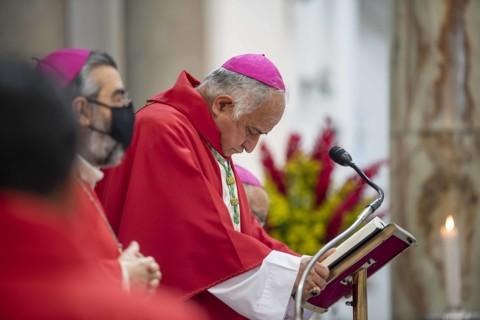 Monseñor Raúl Antonio Martínez